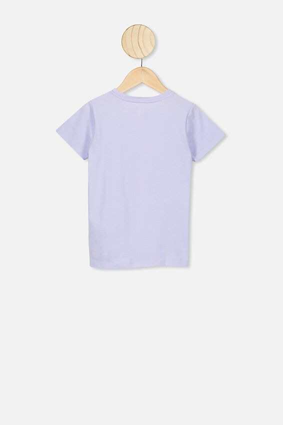Stevie Ss Embellished Tee, SMOKEY LILAC/STAR DUST