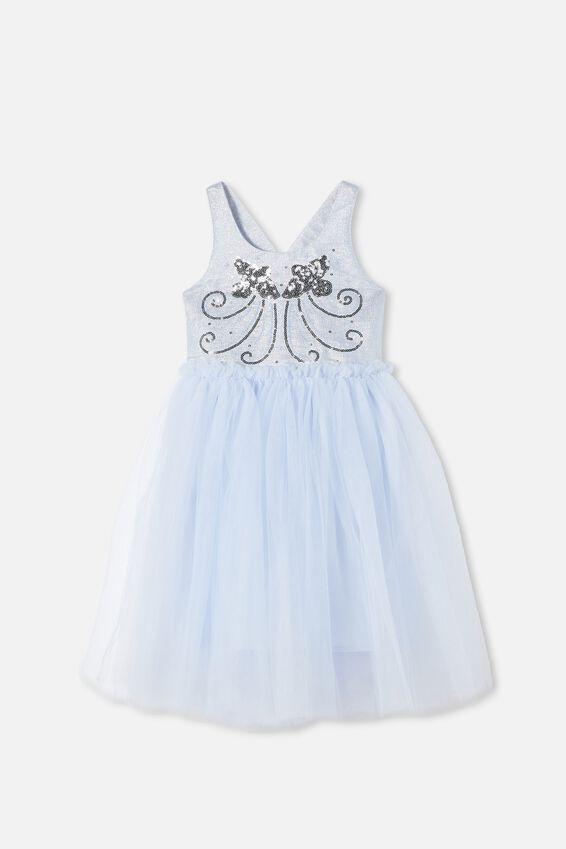 Cinderella Dress Up Dress, LCN DIS/CINDERELLA