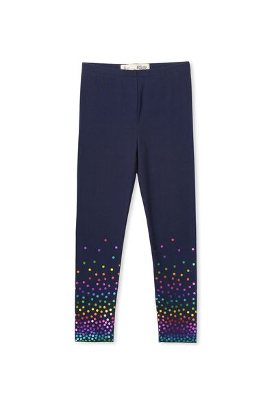 Huggie Tights, TWILIGHT/RAINBOW SPOTS