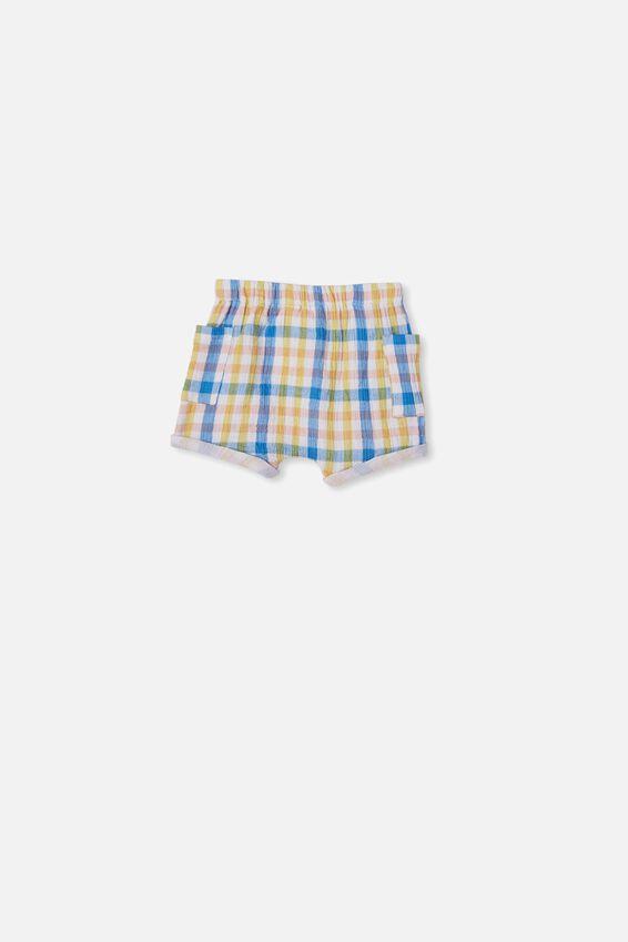 Jordan Shorts, BLUE BIRD/KEANAN CHECK