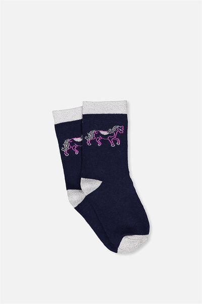 Fashion Kooky Socks, UNICORNS
