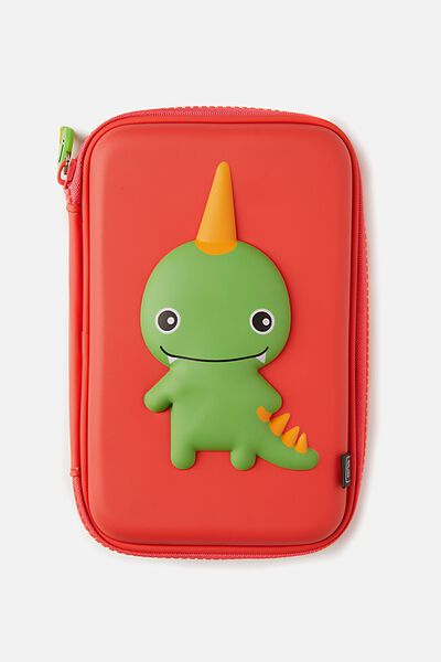 Sunny Buddy Moulded Pencil Case, JACK