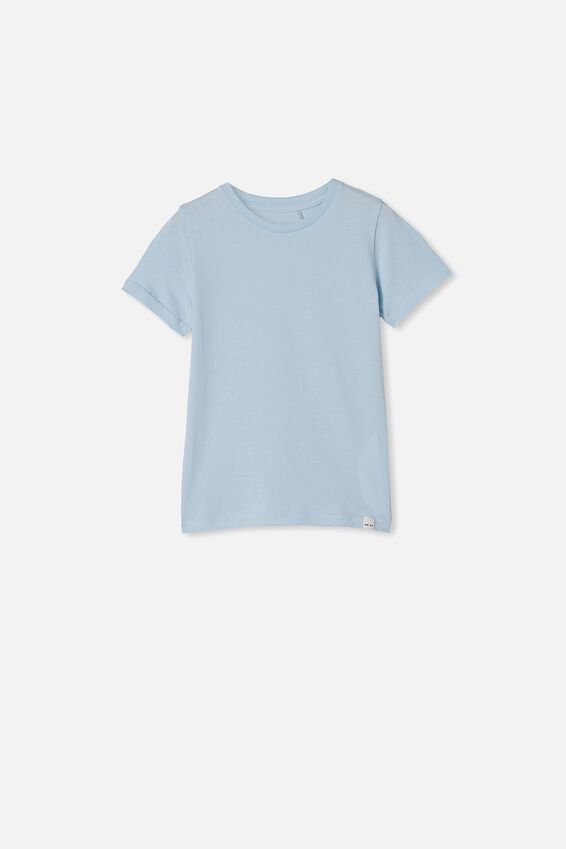 Core Ss Tee, FROSTY BLUE