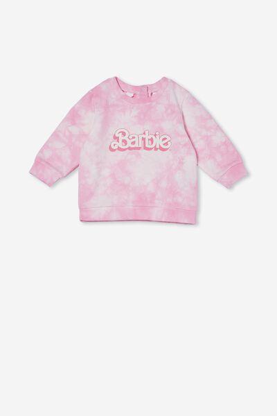 Bobbi Sweater Lcn, LCN MAT CALI PINK/BARBIE