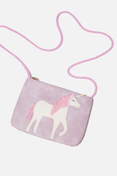 Jayme Critter Bag, UNICORN
