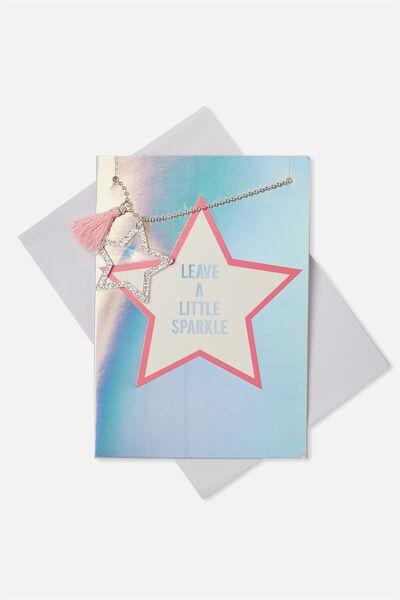 Jewellery Gift Card, STAR