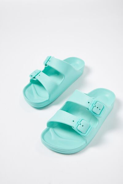 Twin Strap Slide, MINT