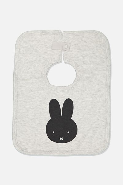 The Everyday Bib, LCN MIF CLOUD MARLE/MIFFY