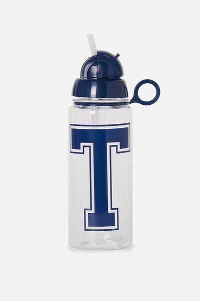 Spring Drink Bottle, BLUE T