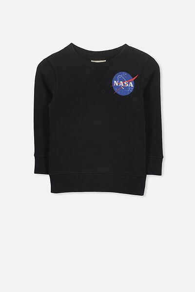 Licence Crew, BLACK/NASA