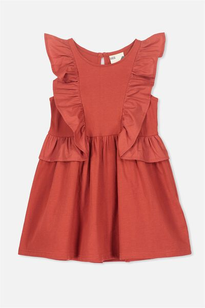 Sheridan Sleeveless Dress, BOSSA NOVA