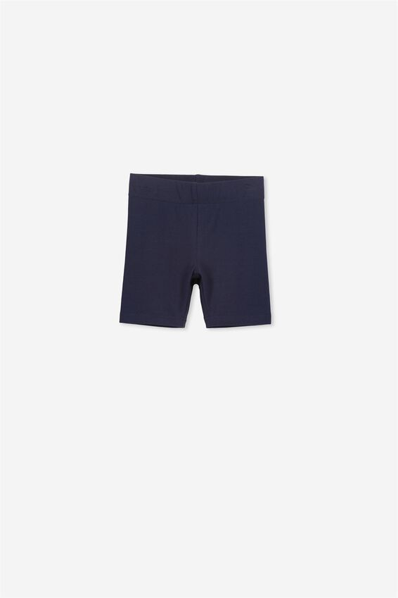 Hailey Shorts, PEACOAT