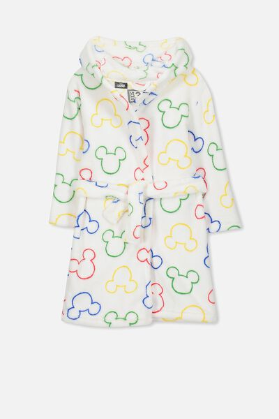 Alex Hooded Gown, LCN MICKEY MOUSE
