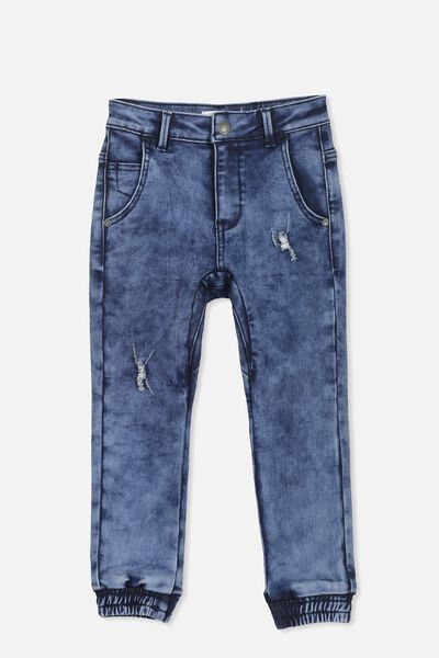 Destroyer Denim Jean, OCEAN BLUE WASH