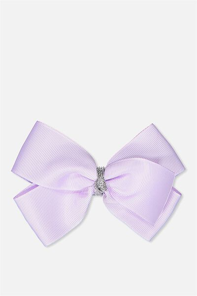 Big Bow Clips, WILD ORCHID