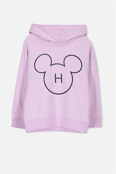 Lux Personalised Hoodie, PERSONALISED MICKEY H/DROP SHOULDER