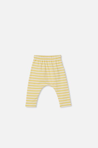 The Legging, HANNAH STRIPE SUNSHINE/VANILLA