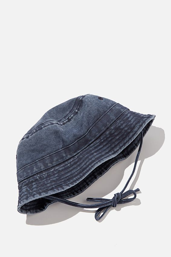 Baby Bucket Hat, VINTAGE NAVY