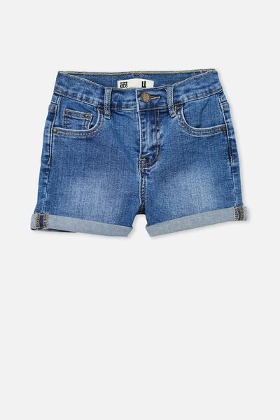 Camilla Denim Short, WEEKEND WASH
