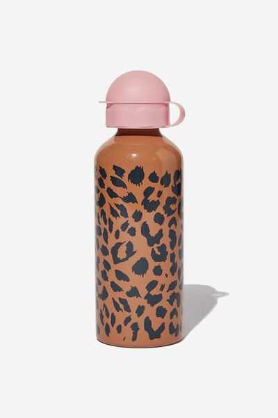 Aluminium Drink Bottle, ANIMAL