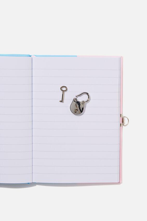 Sunny Buddy A5 Secret Notebook, MIA SPLICE