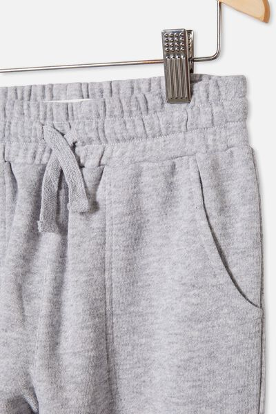 Heritage Trackpant, LIGHT GREY MARLE