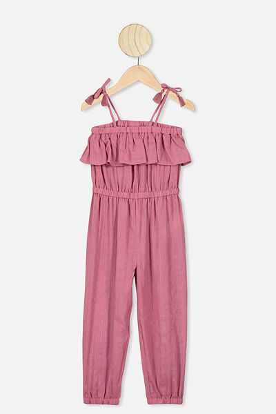 Pascal Jumpsuit, VERY BERRY PINK LUREX