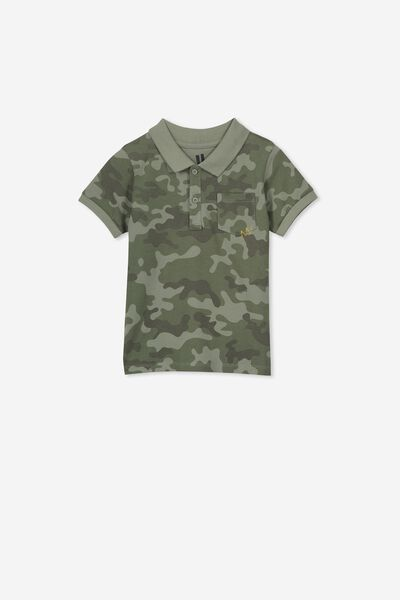 Kendricks Polo, CAMO