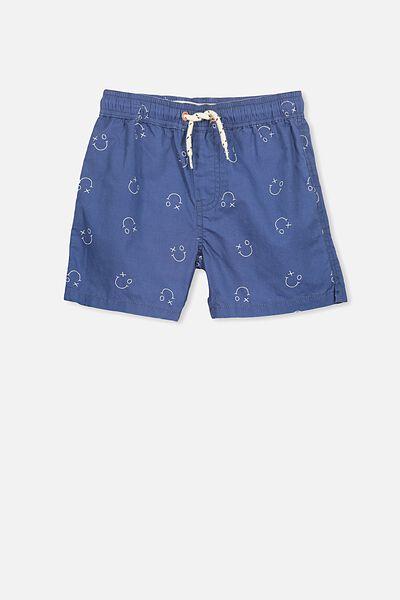 Murphy Swim Short, CAPTAIN BLUE/SMILE