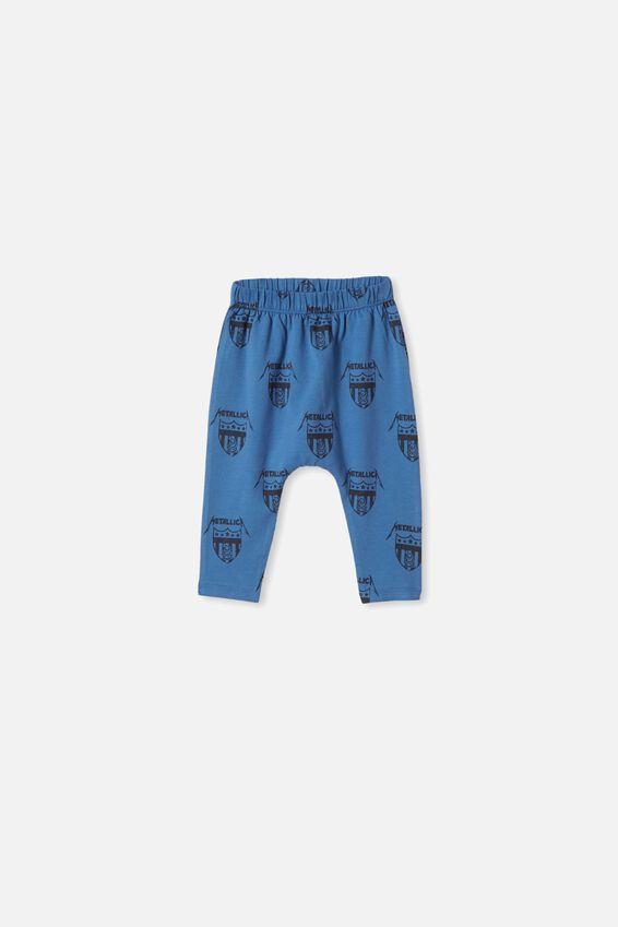 The Legging, LCN PRO PETTY BLUE METALLICA