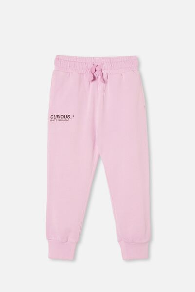 Marlo Trackpant, PALE VIOLET/ CURIOUS