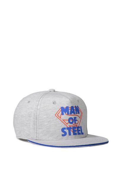 Hero Cap, MAN OF STEEL