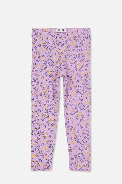 Huggie Tights, SWEET LILAC/DITSY FLORAL