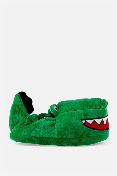 New Novelty Slipper, CROCODILE