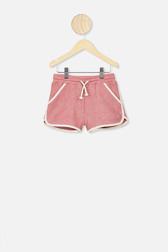 Nina Knit Short, VERY BERRY SPARKLE