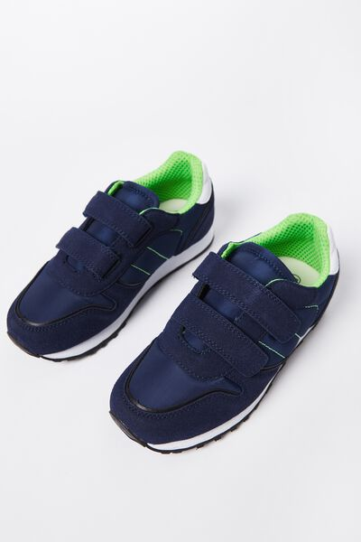 Retro Trainer, NAVY