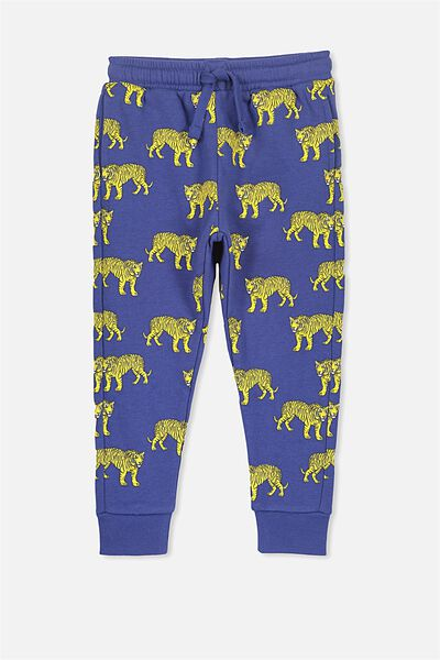 Lewis Trackpant, INK BLUE/TIGERS