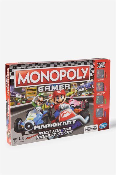 Monopoly Gamer, E1870 MONOPOLY GAMER