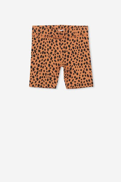 Hailey Short, SUNBURN/LEOPARD