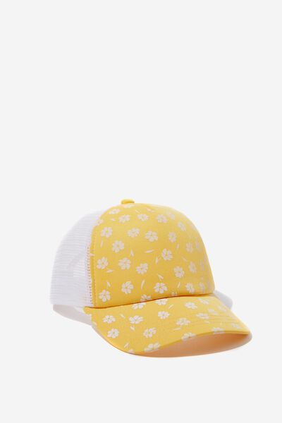 Kids Trucker Cap, DITSY FLORAL
