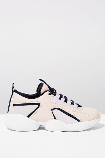 Bubble Trainer, PINK/NAVY