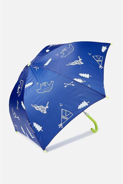 Umbrella Colour Change, BLUE ADVENTURE
