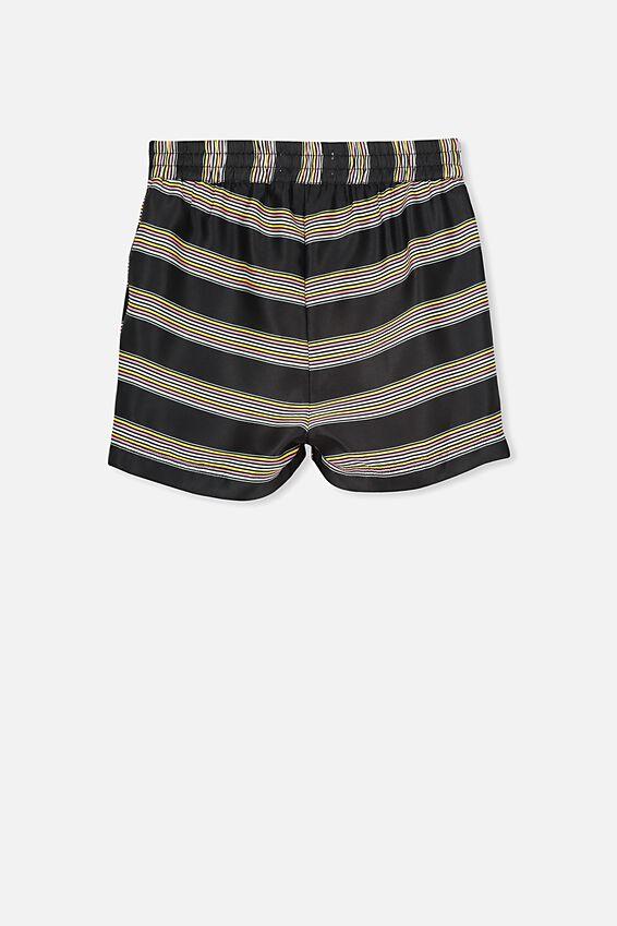 Boys Pyjama Short, B MULTI STRIPE