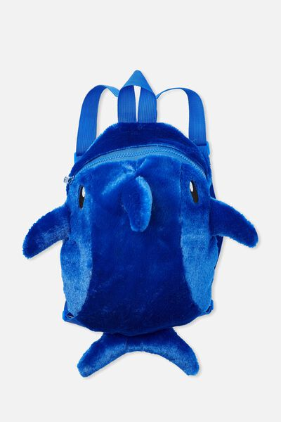 Mini Novelty Backpack, SHARK