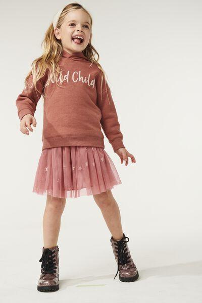 Scarlett Hoodie, CHUTNEY MARLE/WILD CHILD/DROP