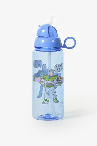 Spring Drink Bottle, BLUE BUZZ LIGHTYEAR