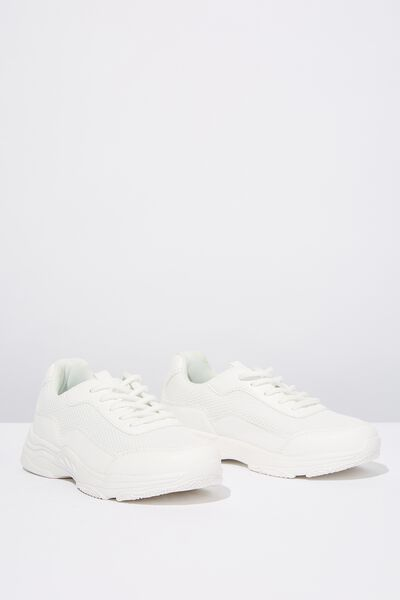 Marley Trainer, CORE WHITE