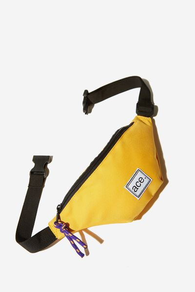 Fashion Sling Bag, GOLD GLOW