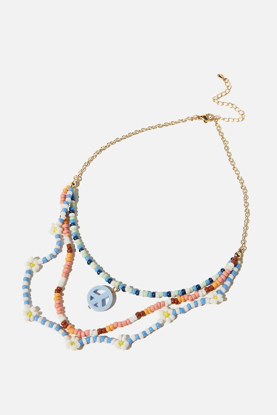 Kids Fashion Jewellery Necklace, DAISY