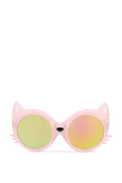 Cute Kitty Sunglasses, PINK